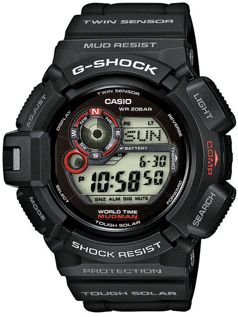 CASIO G-SHOCK G-9300-1ER Watch Men, black/black/grey